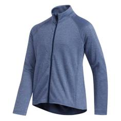 Obrázok ku produktu Dievčenská mikina adidas golf Girls FullZip Layer modrá