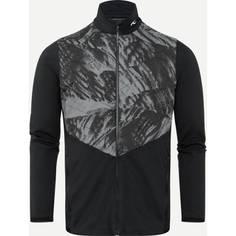 Obrázok ku produktu Bunda Kjus pánska Men Release Print Jacket blk dark dusk