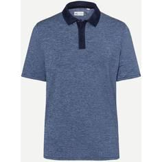 Obrázok ku produktu Polokošeľa Kjus pánska Luca Polo S/S atl blue melang