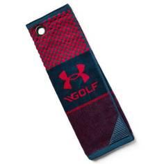 Obrázok ku produktu Unisex uterák Under Armour Bag Golf Towel červený