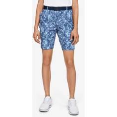 Obrázok ku produktu Šortky dámske UA Links Printed Short 9in blue frost