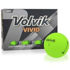 Obrázok ku produktu Loptičky Volvik Vivid - zelená, 3 -bal.
