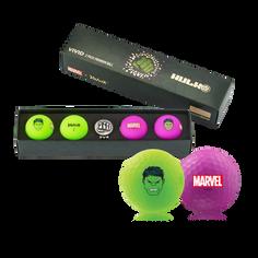 Obrázok ku produktu Golfové loptičky Volvik Hulk Long, 4-balenie