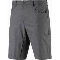 Obrázok ku produktu Pánske šortky Puma Golf Jackpot 5 Pocket Hthr Short Quiet Shade