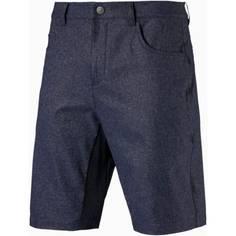 Obrázok ku produktu Pánske šortky Puma Golf Jackpot 5 Pocket Hthr Short Peacoat