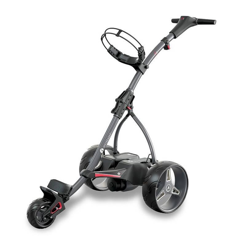 Obrázok ku produktu Elektrický golfový vozík Motocaddy S1 Ultra s Lithium batériou