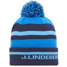 Obrázok ku produktu Unisex čiapka J.Lindeberg Stripe Golf modrá