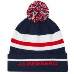 Obrázok ku produktu Unisex čiapka J.Lindeberg Stripe Golf tmavomodrá/biela/červená