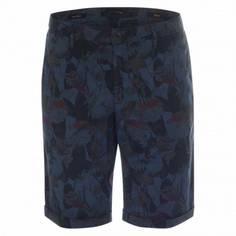 Obrázok ku produktu Šortky pánske Alberto Rob-K - Jungle dark blue