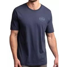 Obrázok ku produktu Tričko pánske TravisMathew KOSMOS- MOOD INDIGO
