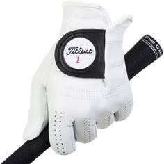 Obrázok ku produktu Pánska golfová rukavica Titleist Players Cadet -  Na ľavú ruku, kratšie prsty