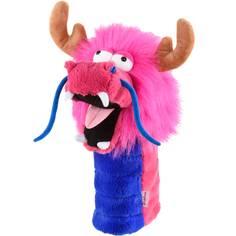 Obrázok ku produktu Headcover na golfové palice Daphne´s Pink Dragon