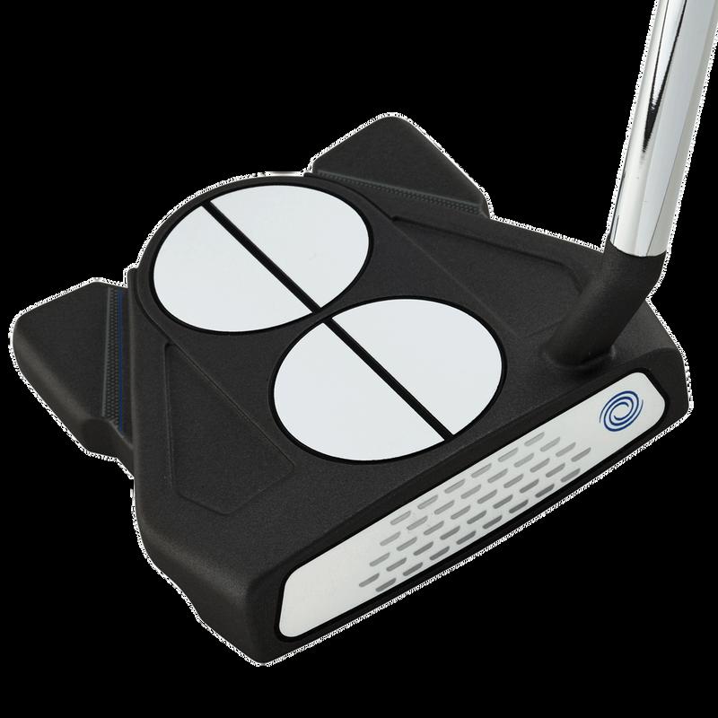 Obrázok ku produktu Golfové palice - putter Odyssey  2BALL TEN S LINED  Oversize grip, pre pravákov