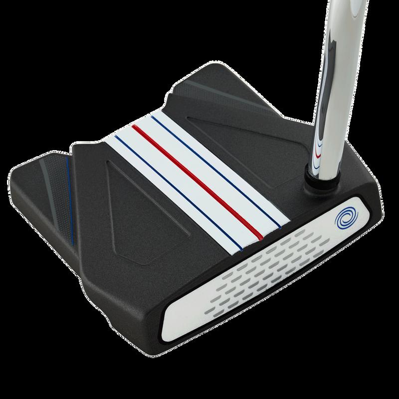 Obrázok ku produktu Golfové palice - putter Odyssey  TEN TRIPLE TRACK  Oversize grip, pre pravákov
