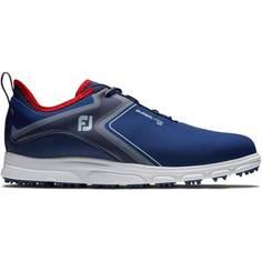 Obrázok ku produktu Pánske golfové topánky Footjoy Superlites XP Navy/White/Red