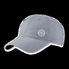 Obrázok ku produktu Golfová čapica - šiltovka Callaway WOMEN'S HIGH TAIL grey - šedá, vhodná aj na účesy s copom
