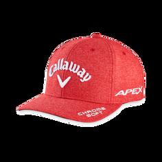 Obrázok ku produktu Golfová čapica - šiltovka Callaway TA Performance Pro ADJ Red Heather - červená